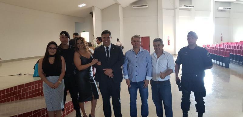 CAJ e CDP participam de divulgação de cartilha sobre direitos das mulheres em Urutaí