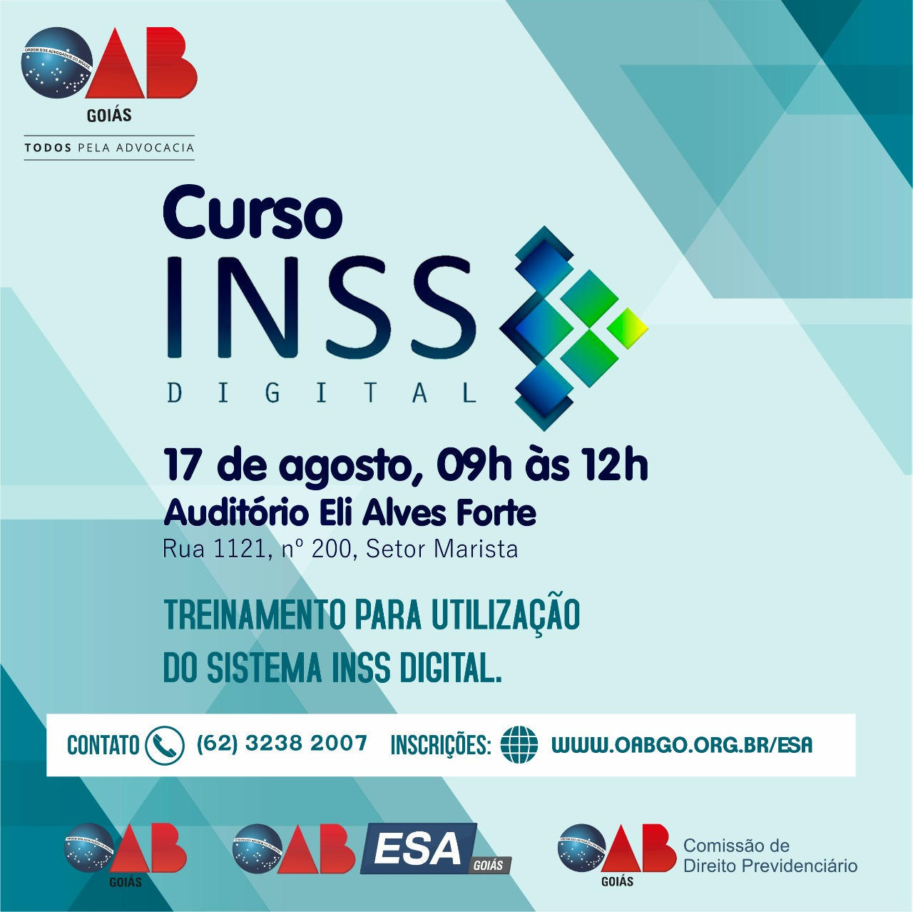 17.08 - Curso - INSS Digital