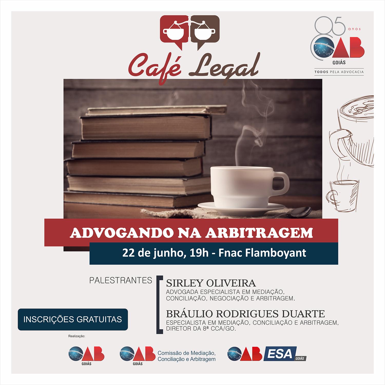22.06 - Advogando na Arbitragem
