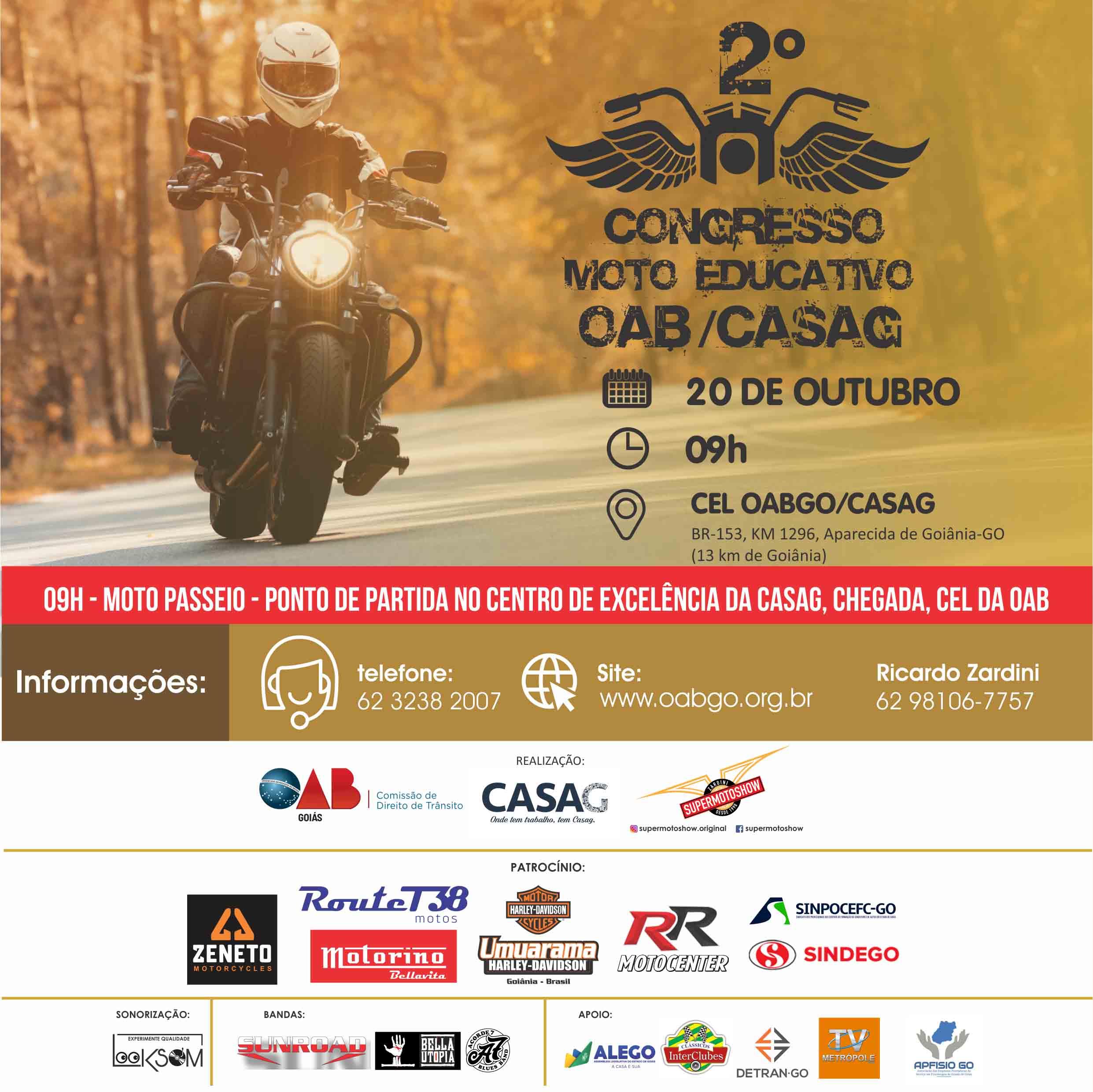 20.10 - 2º Congresso Moto Educativo