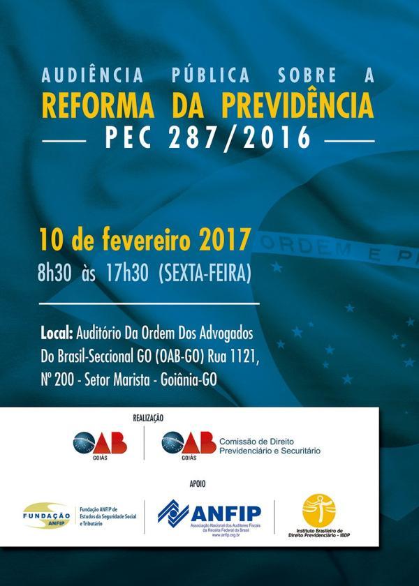 10.02 - Audiência Pública - Reforma da Previdência