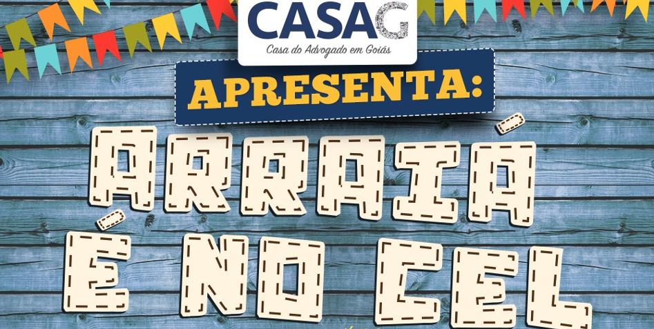 CASAG abre temporada de festa junina com arraiá no CEL