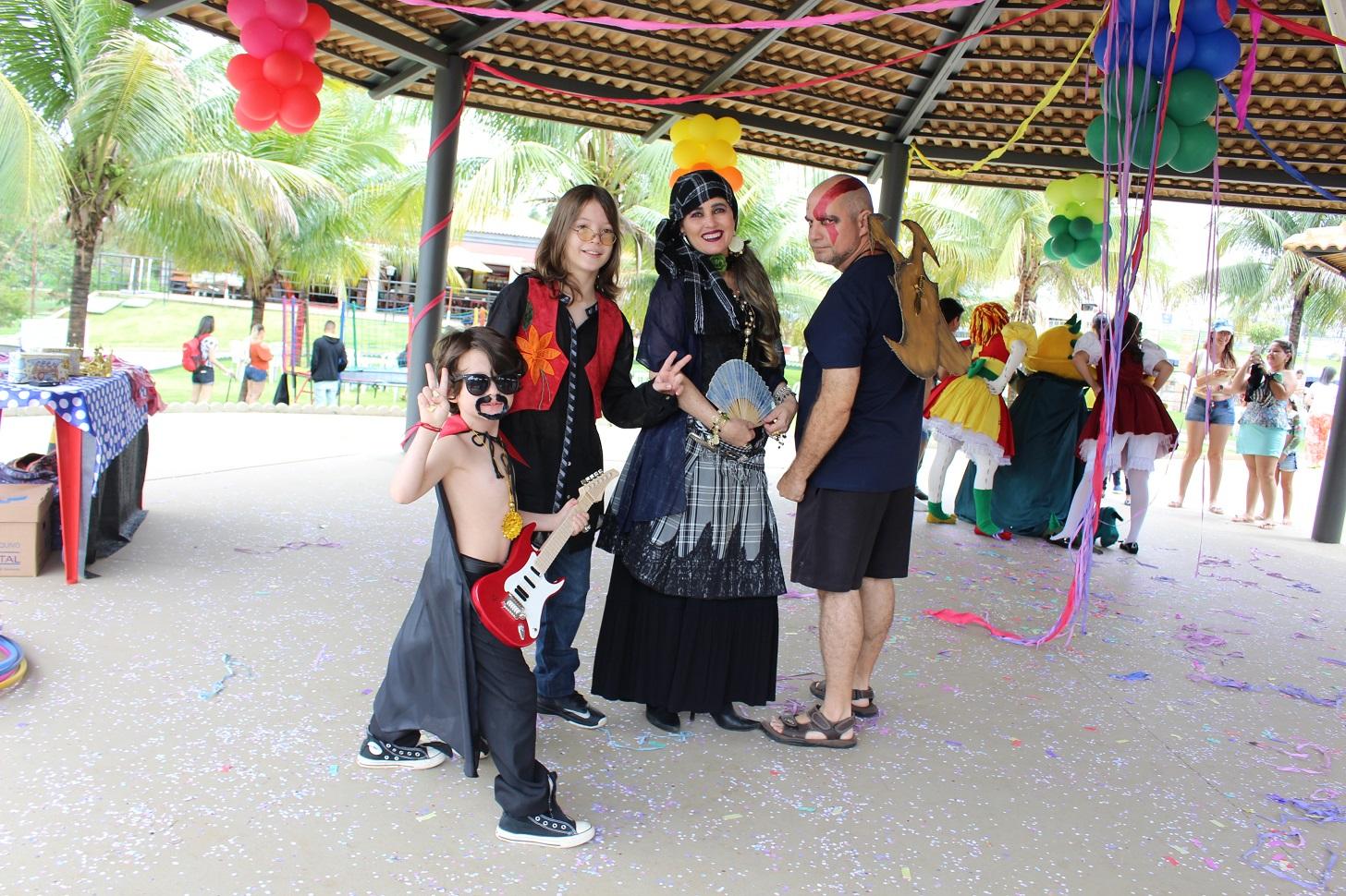 CEL fica lotado durante Carnaval da CASAG