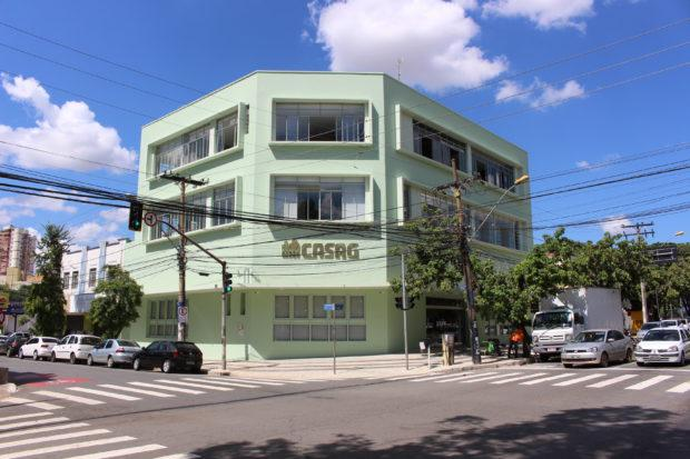 Após ser restaurado pela Caixa de Assistência dos Advogados de Goiás (Casag),  a antiga sede da seccional goiana da Ordem dos Advogados do Brasil (OAB-GO),  ... b4ff1bd673