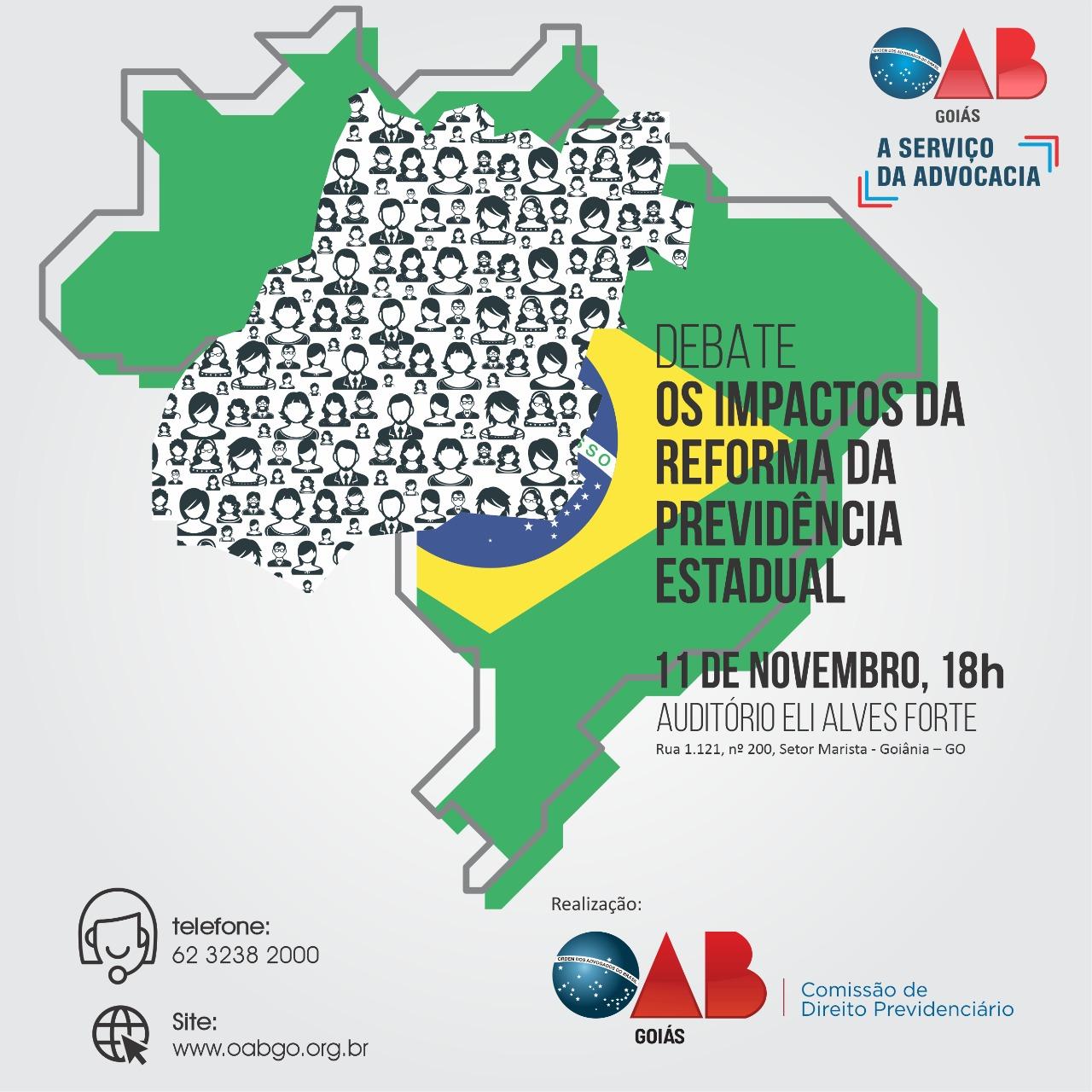 11.11 - Debate - Os Impactos da Reforma da Previdência Estadual
