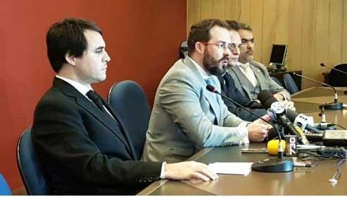Caso Walmir da Cunha: Polícia Civil cumpre mandados de prisão e condução coercitiva