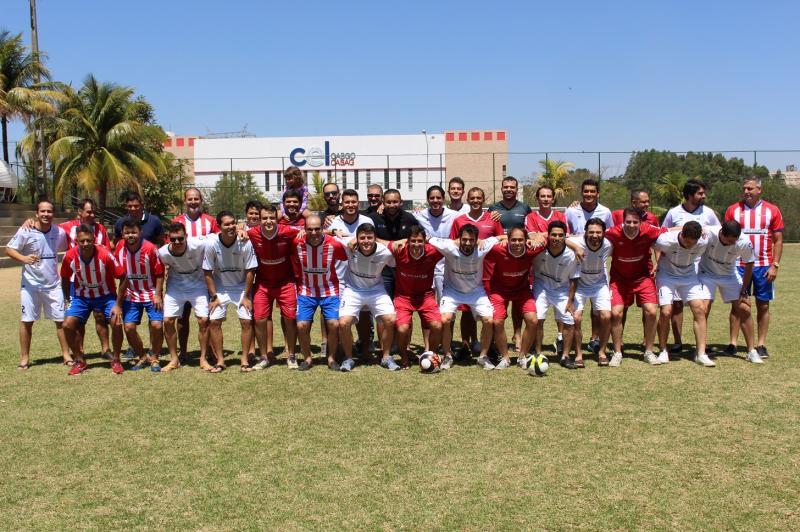 CASAG apoia Seleção de Futebol de advogados goianos