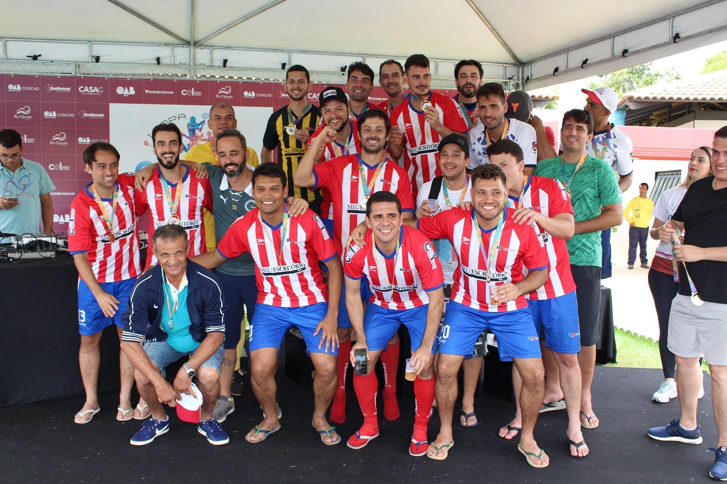 CEL sedia 1ª Copa Concad