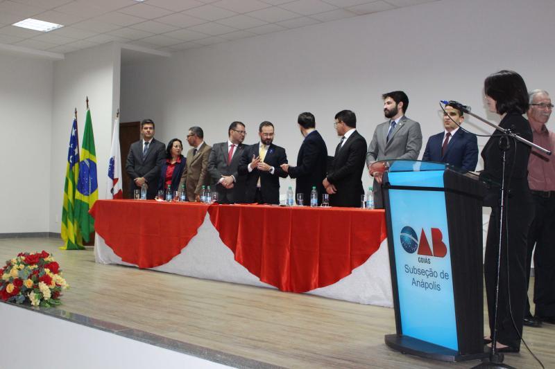 OAB Goiás inaugura nova sede da subseção de Anápolis e regional da CASAG 00a8bbe520