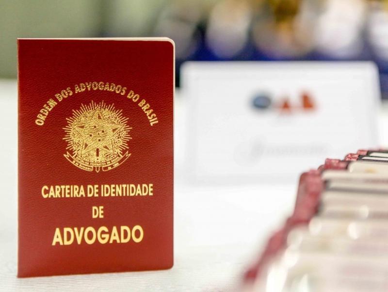Agosto terá duas sessões de entrega de carteiras da OAB em Goiânia