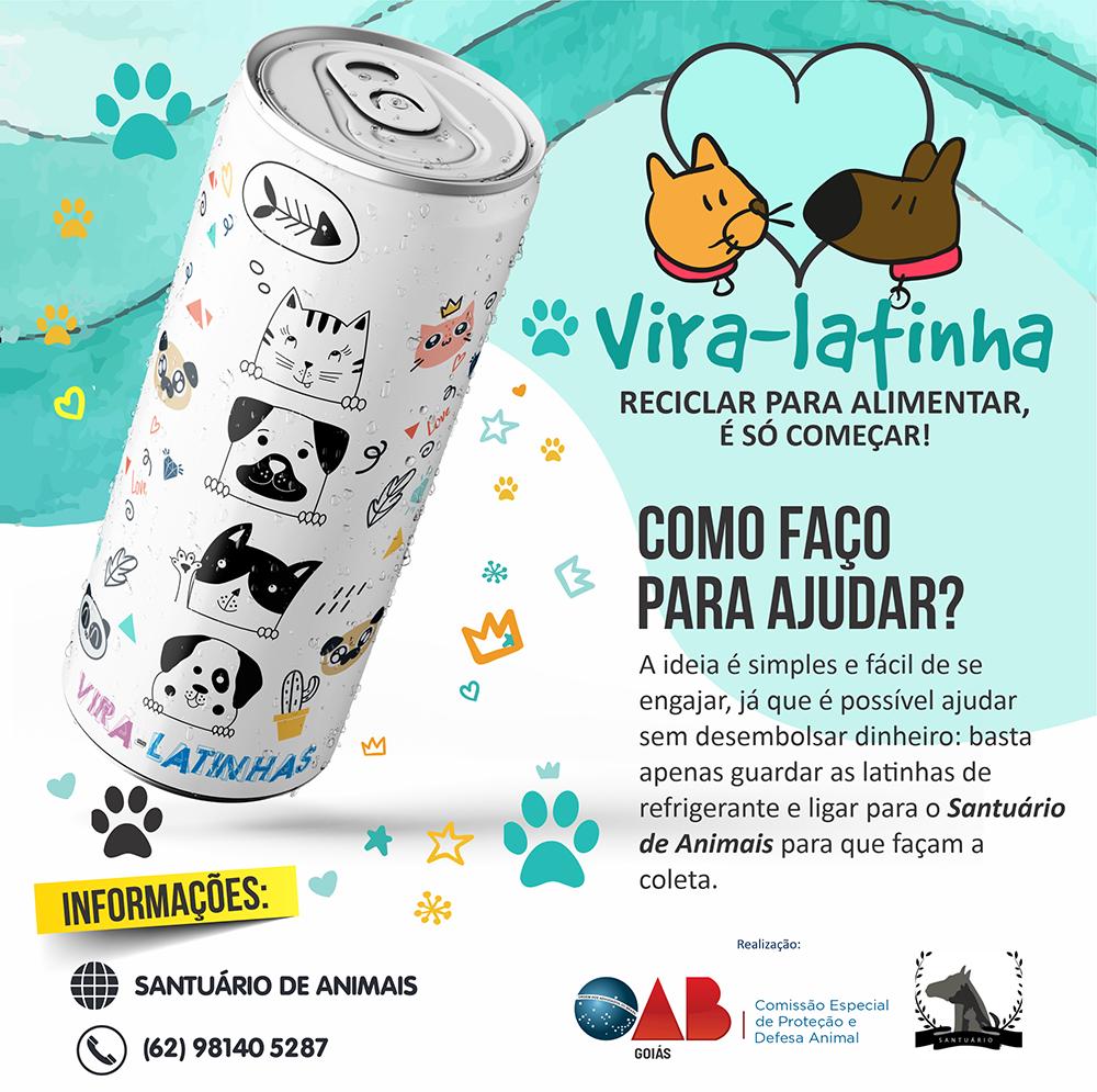 Campanha - Vira-Latinha
