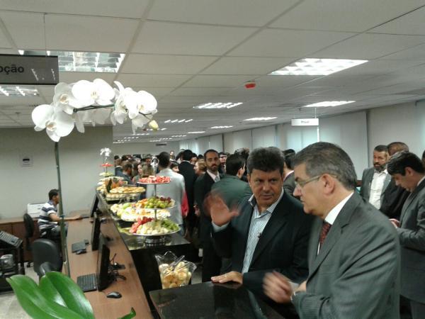 df46fd84559af OAB Goiás entrega sala ao advogado no novo Fórum Cível ...