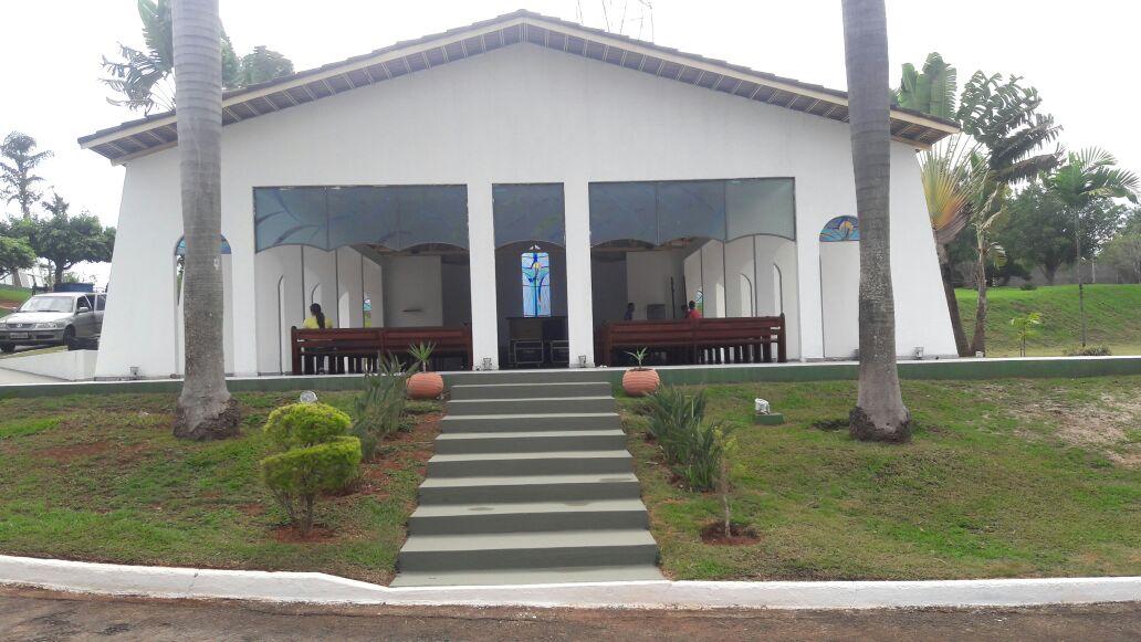 Capela do CEL da OAB-GO passa por ampla revitalização