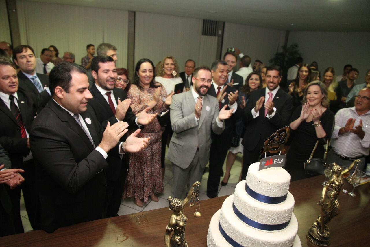 ESA-GO completa 30 anos e homenageia ex-diretores