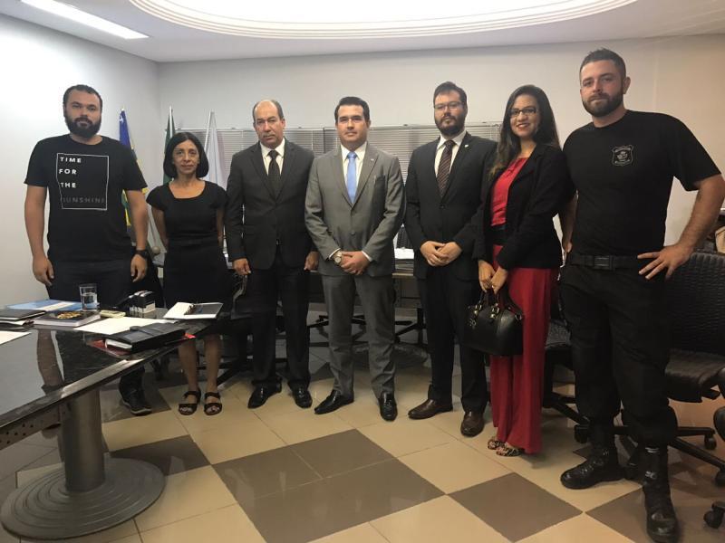 OAB-GO intermedia negociação que dá fim à greve dos Vigilantes Penitenciários Temporários