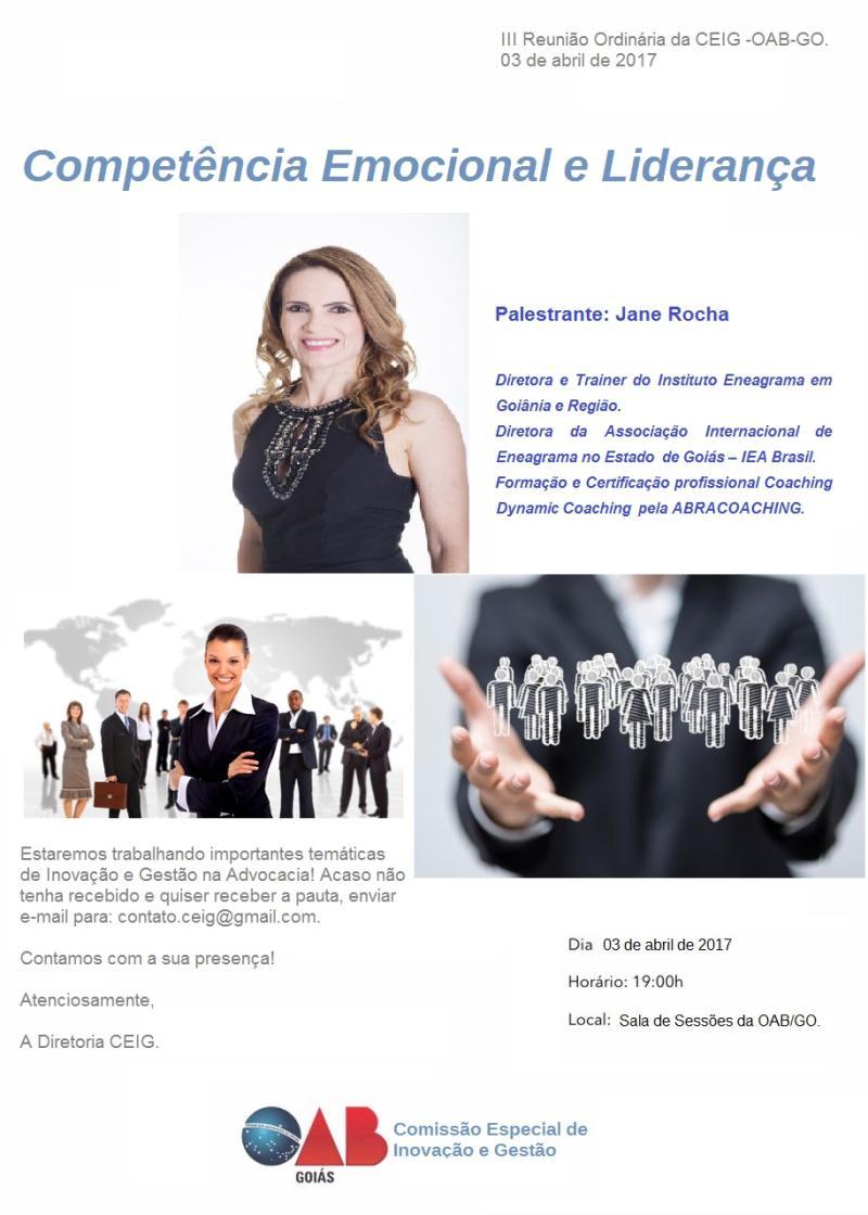 Comissão Especial de Gestão e Inovação organiza jornada de palestras