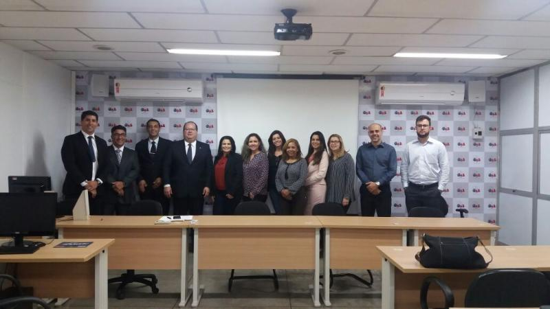 Em reunião, Comissões do Terceiro Setor da OAB-GO e CRC detalham seminário conjunto