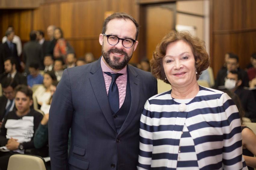 OAB-GO recebe ministra do STJ na abertura do Congresso Goiano de Direito Processual Civil