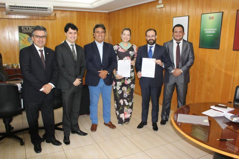OAB-GO anuncia reforma e ampliação da sede da subseção de São Luís de Montes Belos