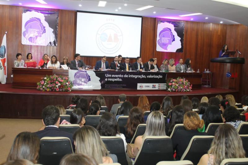 Em ação inédita, OAB-GO promove I Conferência Estadual da Mulher Advogada