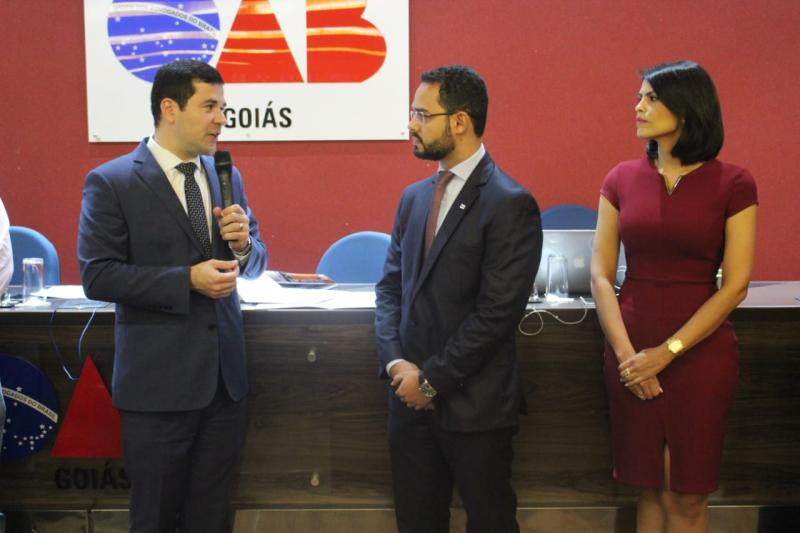 Tomam posse delegados da ESA-GO de Nerópolis e Silvânia