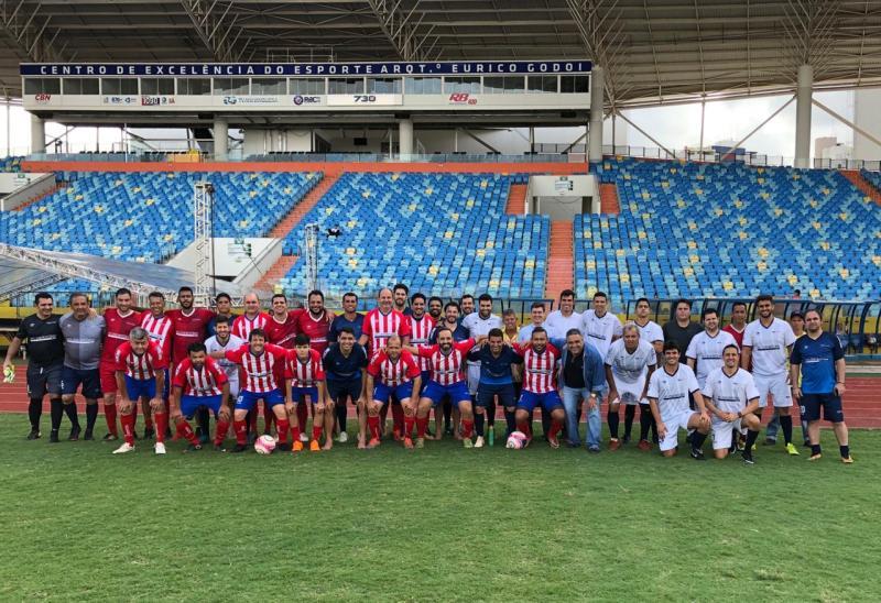 CEL e CDD participam da 5ª edição do Futebol Solidário