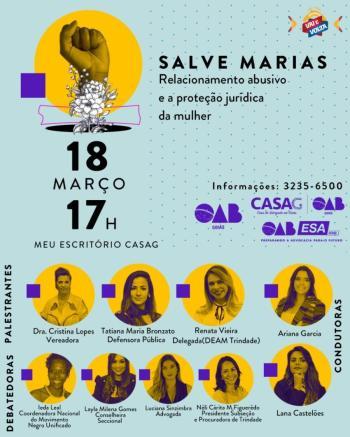 18.03 - Salve Marias