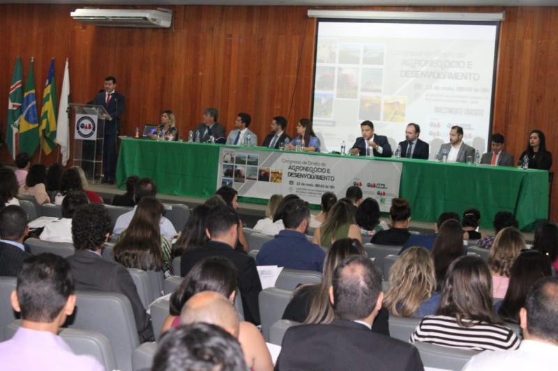 OAB/ESA promovem congresso sobre Direito do Agronegócio e Desenvolvimento