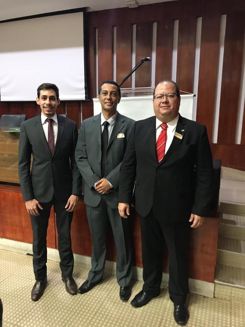Conselheiro Seccional representa a OAB-GO em debate sobre o Terceiro Setor