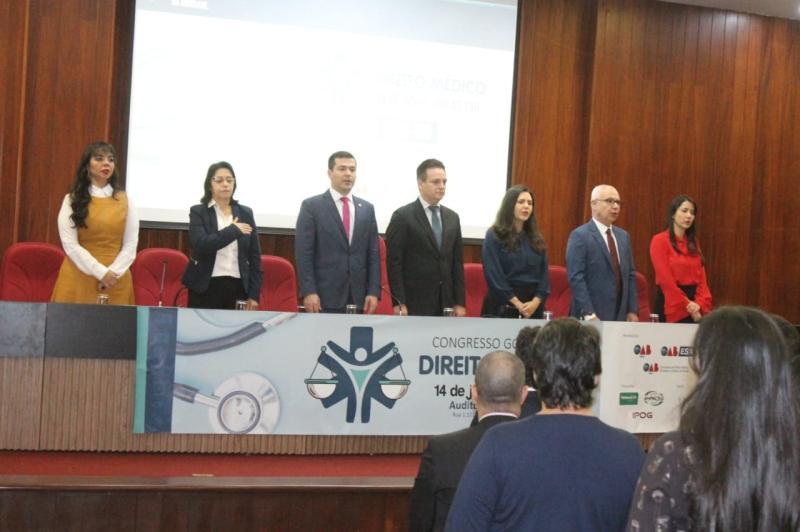 Congresso capacita profissionais e aborda aspectos práticos processuais da defesa médica