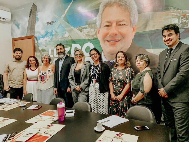 CMA compõe comissão de organização do 2º simpósio sobre participação feminina para parlamento democrático