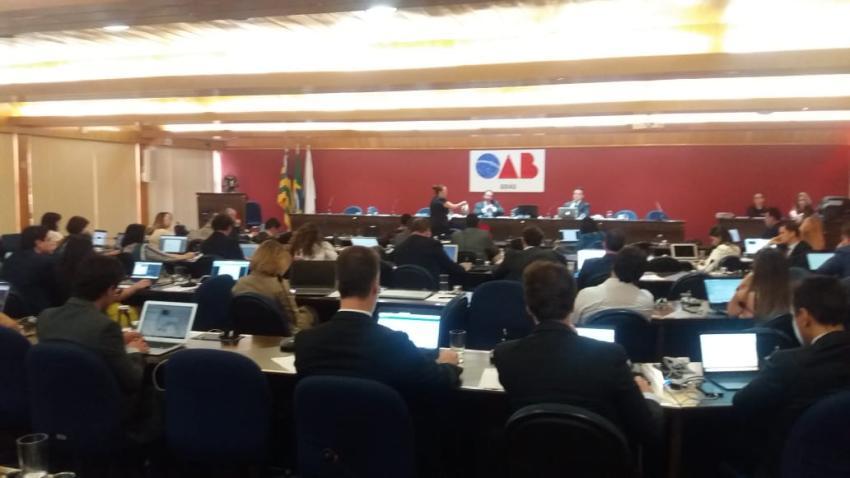 OAB-GO vai se posicionar contra provimento que autoriza PMs a lavrar TCO