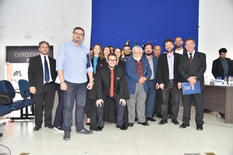 Equipe da UFG vence II Concurso de Júri Simulado da ESA-GO