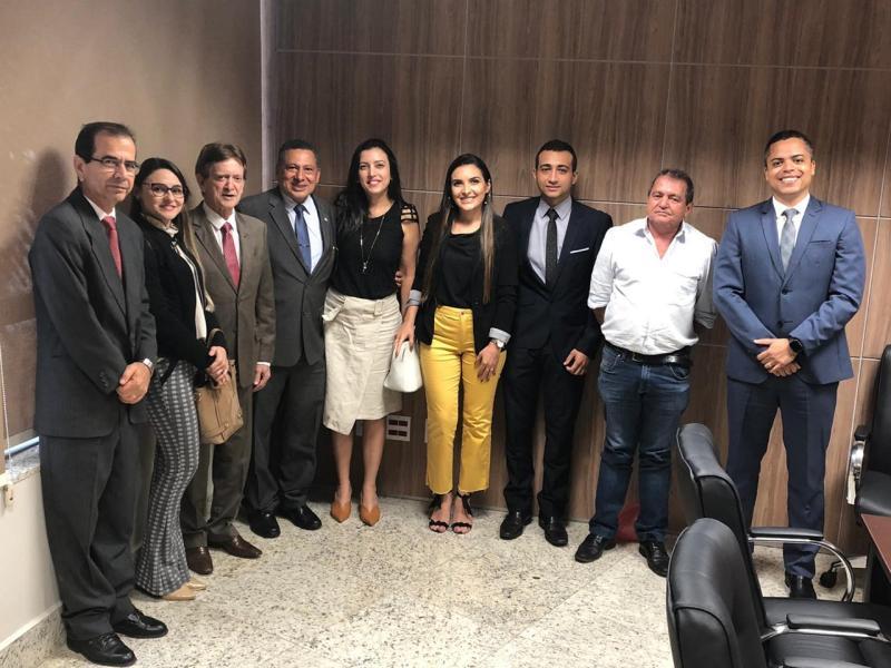 OAB-GO solicita criação de uma nova Vara na comarca de Rubiataba
