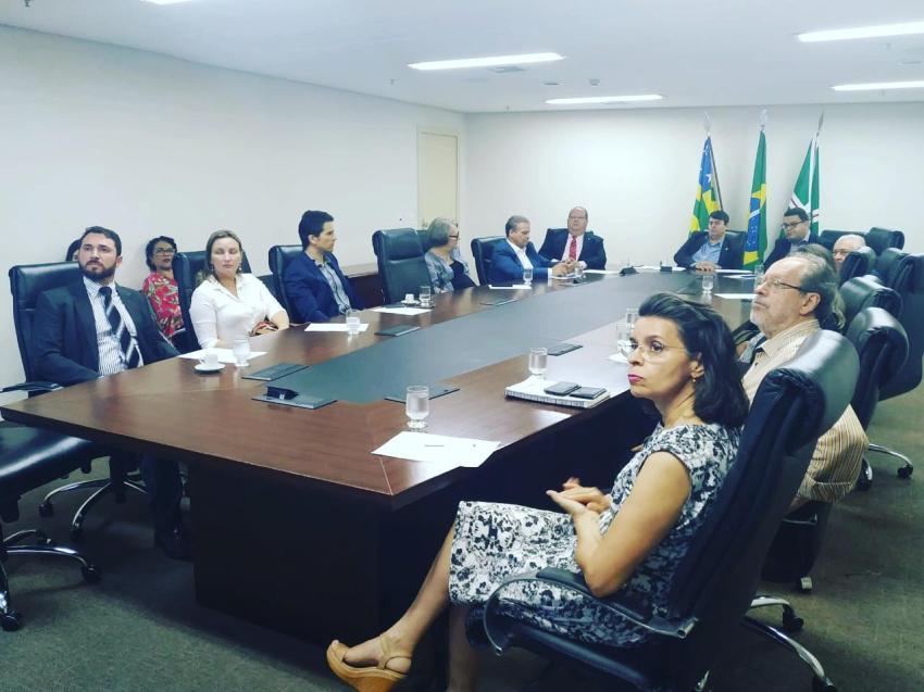 OAB-GO participa da última reunião do ano do Conselho de Transparência
