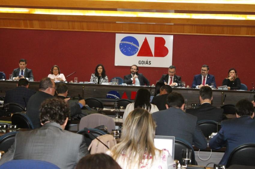 Em reunião inaugural, Lúcio Flávio destaca trabalhos na defesa de prerrogativas para 2020