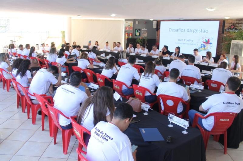 Gestores definem soluções para demandas durante 7º Colégio da ESA-GO