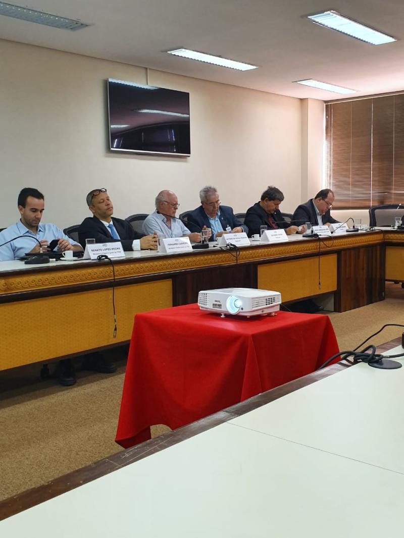 Em reunião, OAB-GO discute integração da SSP-GO ao Fórum Estadual de Combate à Corrupção