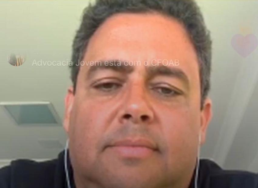 OAB Nacional discute medidas para garantir exercício da advocacia, diz Felipe Santa Cruz no ESA Live