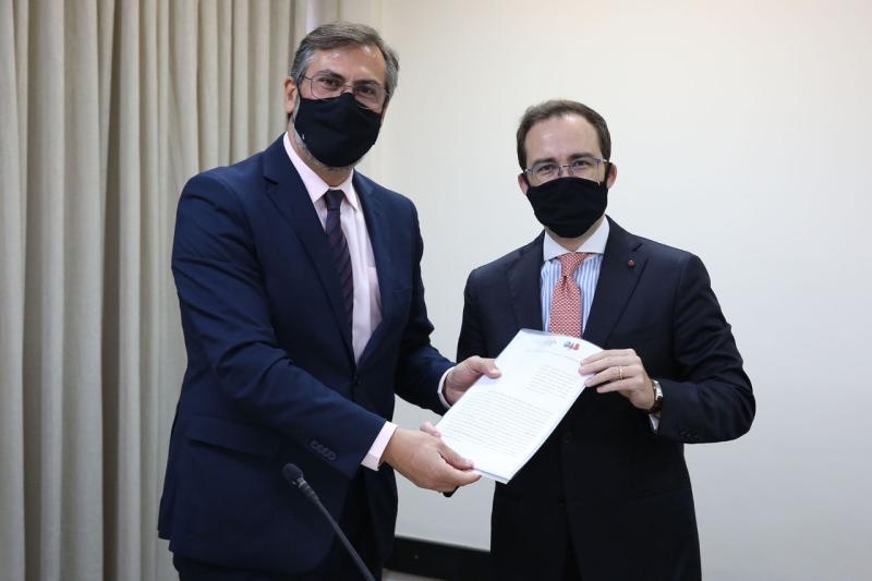 OAB-GO e MPGO assinam termo de cooperação para viabilizar assistência gratuita em questões de Direito à Saúde