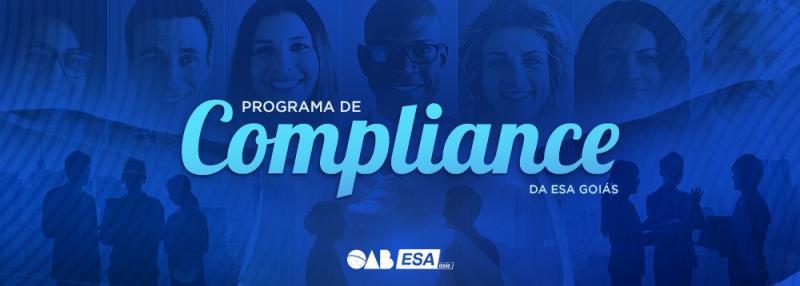 ESA-GO lança programa de compliance pioneiro no sistema OAB